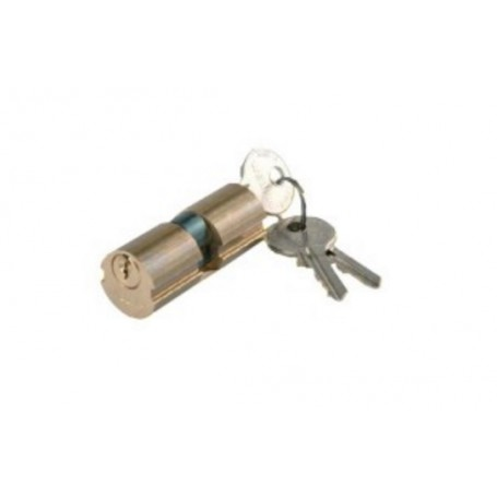 Welka round cylinder - mm. 54 27x27 - 607-threading