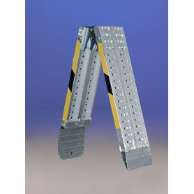 Light weight load ramps - h.35 l 2500 mm. - fixed