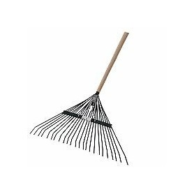 Broom leaves profy - att.conical - fixed-c/handle