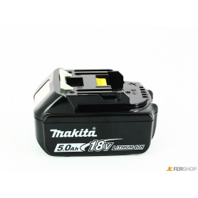 Battery bl1850b makita - 632f15-1 - 18v-5a