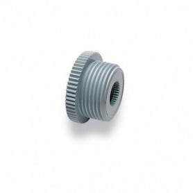 Reduction plastic sirotex - fil.3/4m-1/2f - 2205