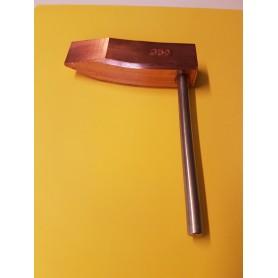 Hammer copper - g.350 - mujelli