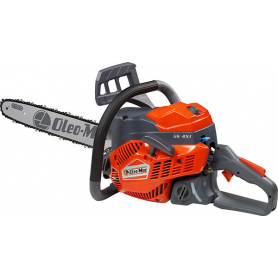 "Chainsaw oleomac gs 451 - bar 46 cm - 325""-bcpi/46r"