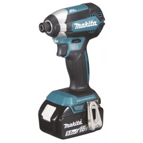 Impact wrench makita - dtd153rtj - 18v 5ax2
