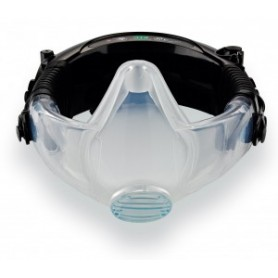 Elettrorespiratore cleanspace2 - snorkel - kasco with filter a2p3