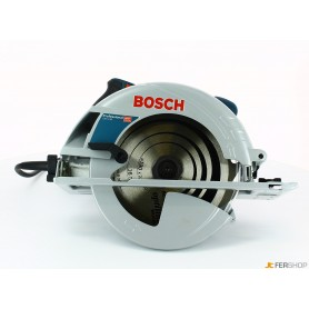 Circular saw bosch - gks 190 - with suction unit gas 20l sfc