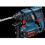 Tassellatore battery bosch - gbh 36 v-ec compact - 2 x battery 2 ah