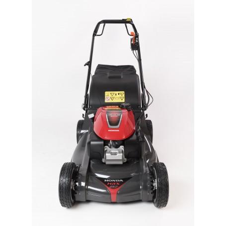 Mower honda traction - hrx 537 hy ea - new 2020