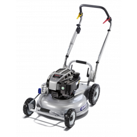 The mower Grin with traction - pm53 pro - with optional