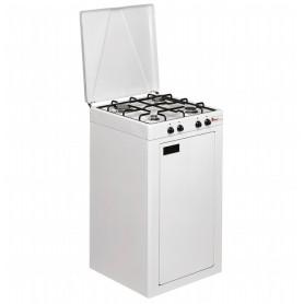 Mobilfornello parker - 4 burner-white - mod.541 gp