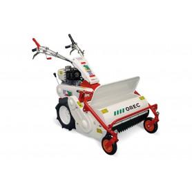 Flail mower orec - hr672h - c/wheels