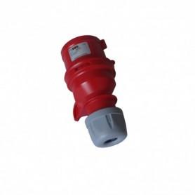 Industrial plug faeg - fg23516 - 3p+n+t 16a 380v ip44