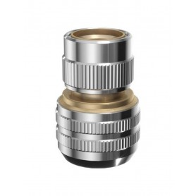 "Hydraulic automatic claber - 9610 brass - 1/2-5/8"" metal-jet"