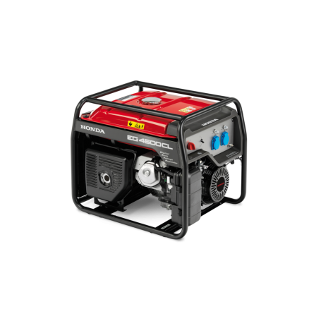 Honda generator - eg 4500 - with optional