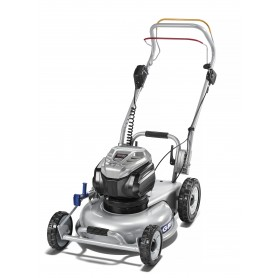 mower grin with battery - bm46a-82v - with battery and with traction
