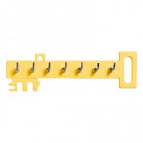 Keychain 7 seats - 17/1 - eliplast-ass.