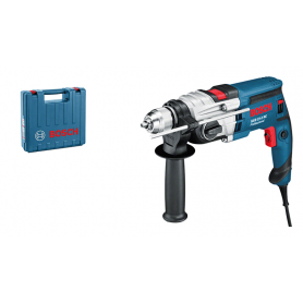 Drill bosch - gsb 19-2 re - electronic reversible