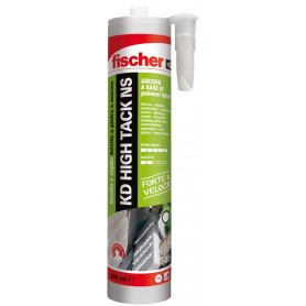 Sealant adhesive fischer - kd high tack - white