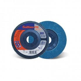 Abrasive disc laminated - 115-z-80 - saitlam-pn