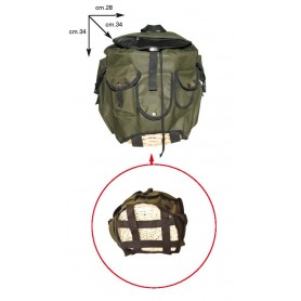 Backpack for mushrooms hamor - small - c/basket