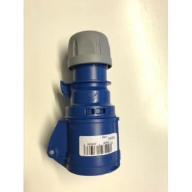Industrial socket faeg - fg23503 - 2p + t 16a 220v ip44