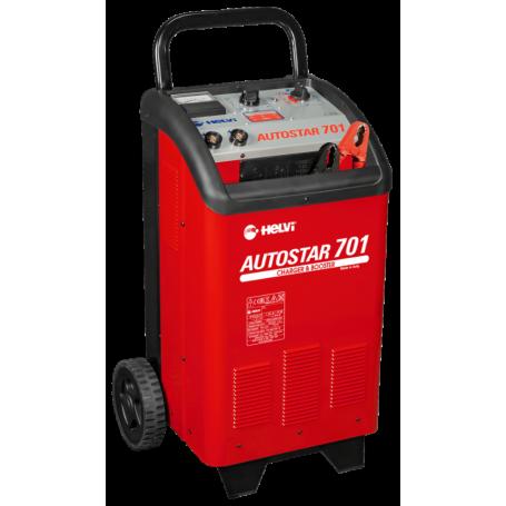 Battery charger helvi - autostar 701 - 12/24v 230v