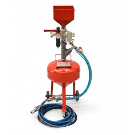 Sand-blasting machine microjet - cd10 -