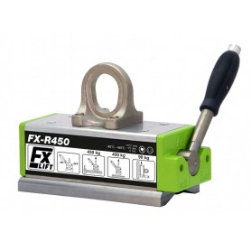 Lift the magnetic vega fxr - kg. 450 fx-r - for round-germany