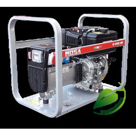 Generator mosa naked 220/400 - ge 6500 ydt - yanmar diesel engine