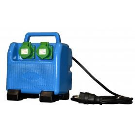 The electronic converter integ - 150 - 42v-200hz - werner