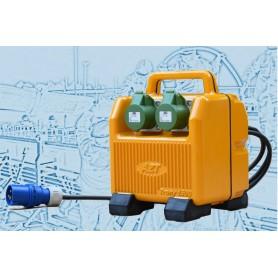 The electronic converter trony - 1500 - 42v-200hz - az technology