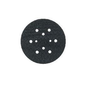 Rubber disc for random orbital sanders - diam.150 - stayer for ro with velcro