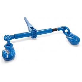 Chain tensioner ratchet grade 80 - mm. 10 - 94en - blue
