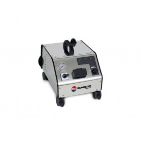 Steam cleaner professional - bm2 phoenix - 10 bar-190°c-230-c/accessories