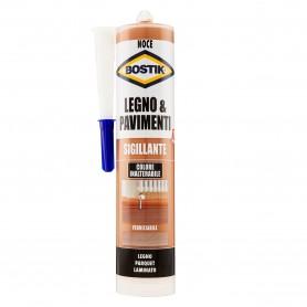 Sealant wood bostik - walnut - ml.300 filler