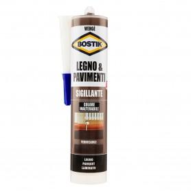 Sealant wood bostik - wenge' - ml.300 filler