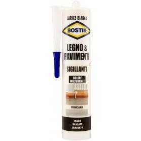 Sealant wood bostik - white larch - ml.300 filler