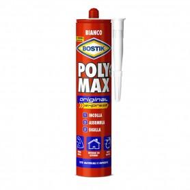 Bostik poly max express - gr.425 cartridge - white