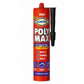 Bostik poly max express - gr.425 cartridge - black
