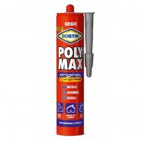 Bostik poly max express - gr.425 cartridge - grey
