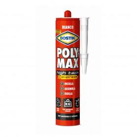 Bostik poly max high tack - gr.425 cartridge - white