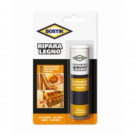 Bostik repair wood - gr.56 blister - epoxy putty