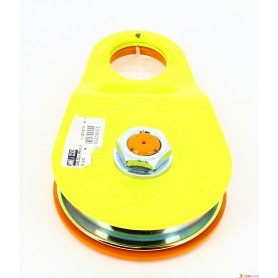 Pulley sliding - kg.3000 - c/pad - ap. scissor