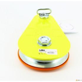 Pulley sliding - kg.5000 - c/pad - ap. pin