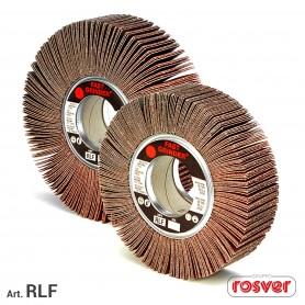 Wheel laminated - rlf-d.100-gr.120 - rosver-f.19