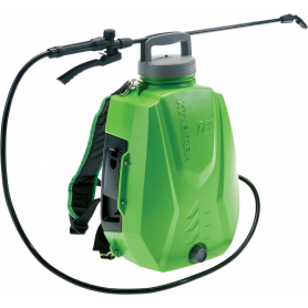 Sprayer, battery backpack - lt. 12 the future - lithium/c battery and charger