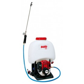 Sprayer shoulder-to-engine - only sm433 - c/honda engine