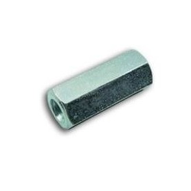 Nut spacer - m 16 x 60 - zinc-plated
