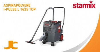 The vacuum cleaner STARMIX L-1635 TOP, with technology-the Pulse